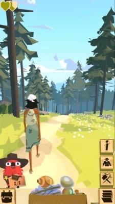 Скачать игру на андроид the trail