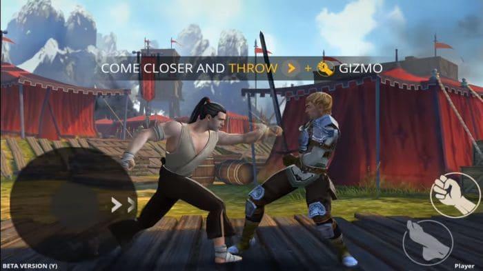 скачать взломанную игру shadow fight 3