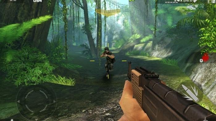 Скачать Modern Combat 2: Black Pegasus 1 2 7 на андроид