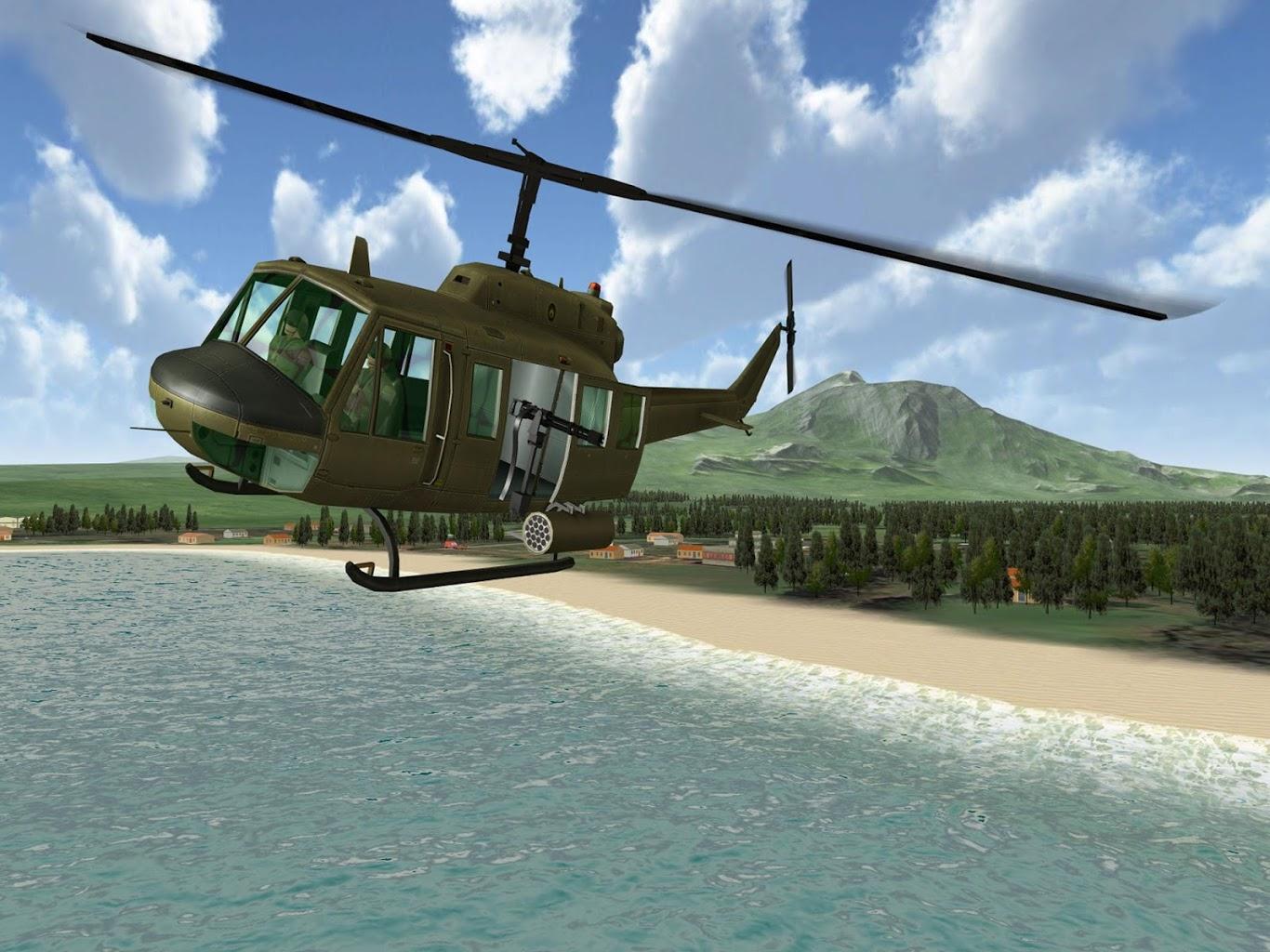 Download Helicopter Sim Flight Simulator Air Cavalry Pilot ...