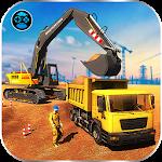 City Heavy Excavator: Construction Crane Pro 2018