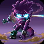 Ninja Dash - Ronin Shinobi: Запуск, прыжок, слэш