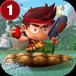 Ramboat - Oффлайн игра: Прыжки, бег и стрельба