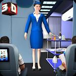 Airport Staff Flight Attendant Air Hostess Games