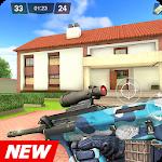 Critical Battle Strike: Online FPS Arena Shooter