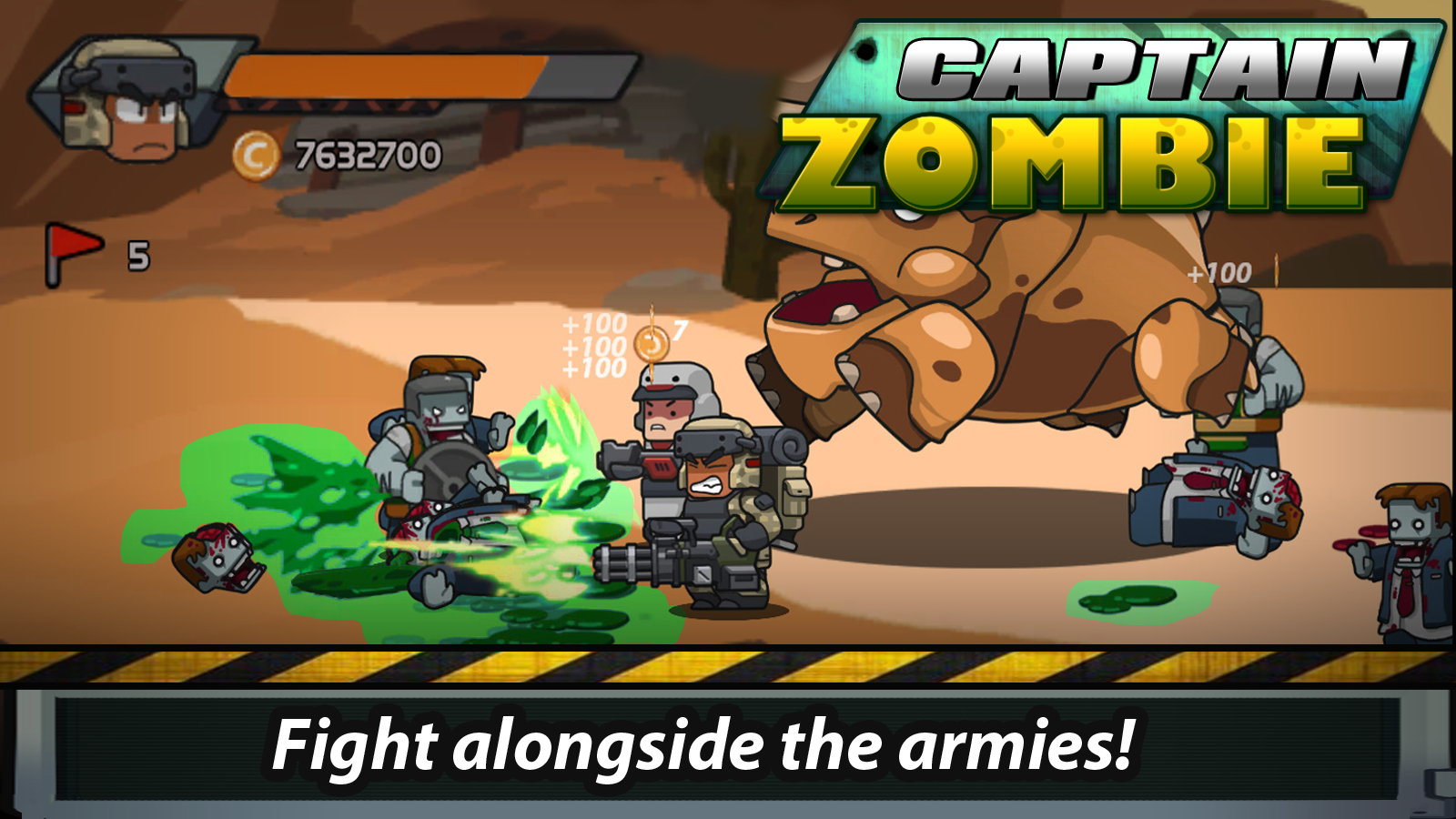 Download Captain Zombie: Avenger (Shooting Game) 1 59 APK