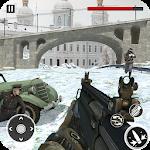 American vs German War Shooter: World War FPS