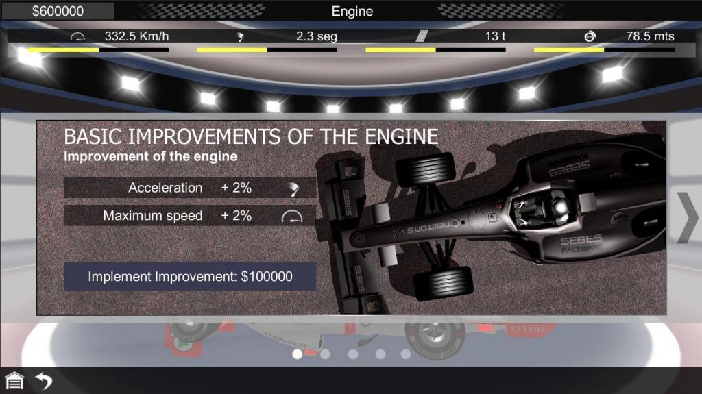 preuzimanje Fx Racer 1.3.3 za android
