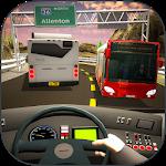 Countryside Big Bus 2018-Highway Driving Simulator