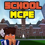 School Maps for Minecraft PE