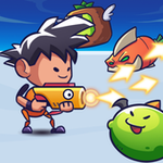 Tap Tap Stickman Heroes - Idle Fruit Monster Fight