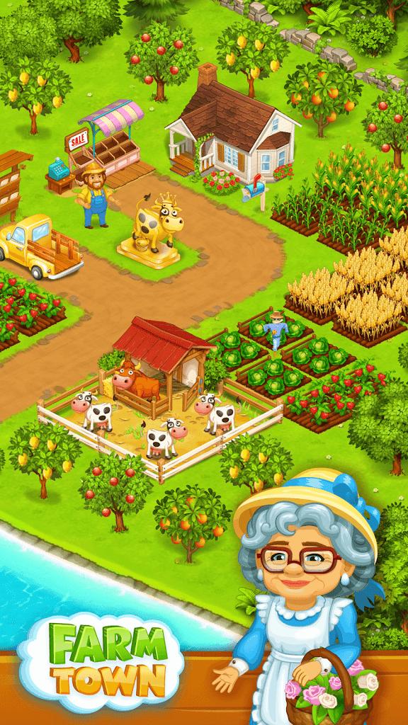 Игра Веселая ферма - скачать, на компьютер, играть