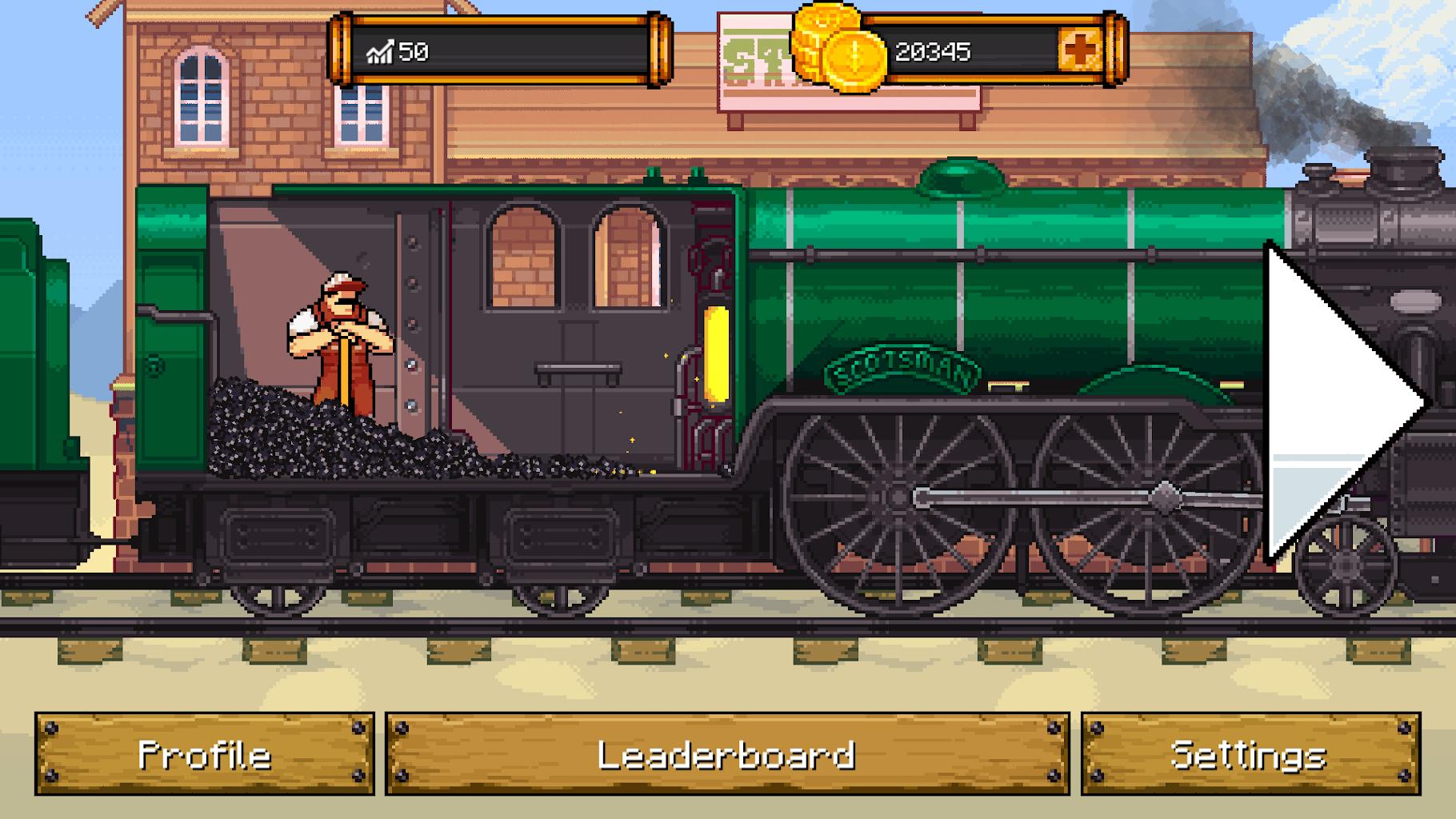 Download Coal Burnout - Race the steam! 1 0 6 APK (MOD money
