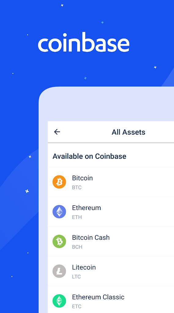 bitcoin wallet coinbase apk