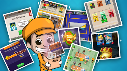 Download Idle Factory Tycoon 2.0.0 APK (MOD free shopping ...