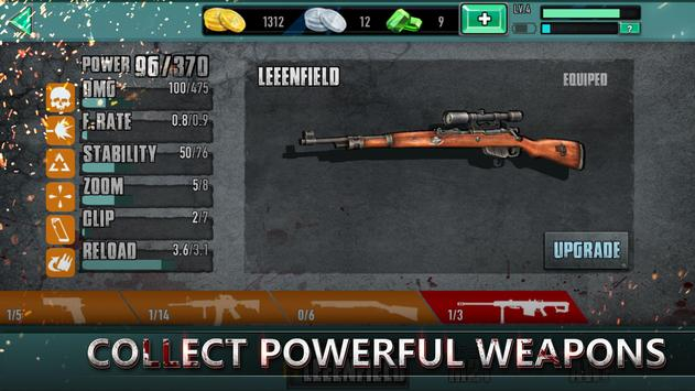 Download Zombie Sniper 3D Shooting Game - The Killer  1 0