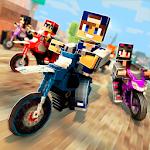 Dirtbike Survival Block Motos - Motorcycle Racing