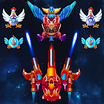 Chicken Shooter: Space Shooting