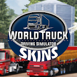 Skins World Truck Driving Simulator
