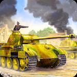 War of Tanks! Shooting Tank Battlefield