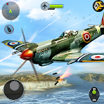 Airplane Fighting WW2 Survival Air Shooting Games