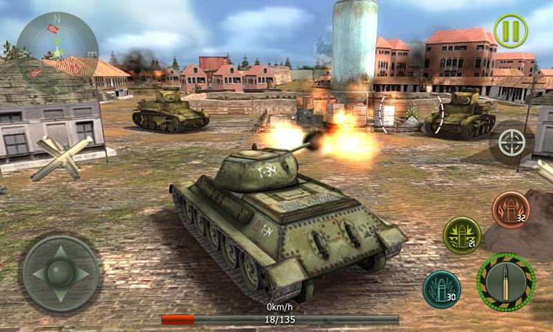 Tanks War 3D Hack Coins Unlimited Gold Working on Android and iOS devices