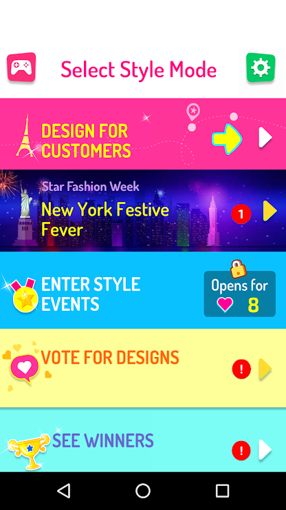 Download Star Fashion Designer 2 2 Apk Mod All Open For Android