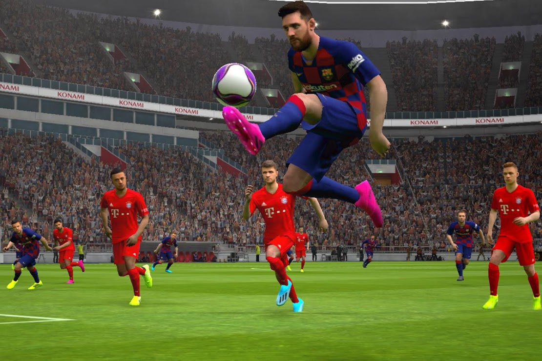 Download eFootball PES 2020 4 1 0 APK (MOD money) for android