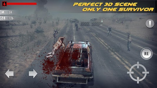 Download Highway Zombie Fire: Alive 1 2 APK (MOD free