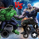 Infinity Superheroes vs Immortal Gods: Karate Game