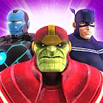 Superhero Fighting Games 3D - War of Infinity Gods