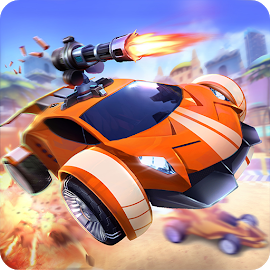 Overleague - Kart Combat Racing Game 2020