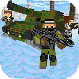 Cube Wars Battle Survival