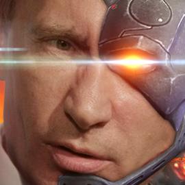 Путин против Инопланетян