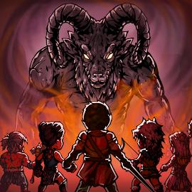 Titan Slayer: Roguelike Strategy Card Game