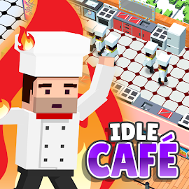 Idle Cafe! Tap Tycoon