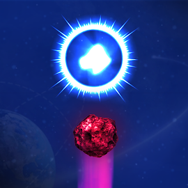 Meteorite Relaxing Puzzle Game & Logic Reflection